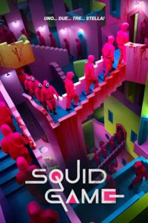 Poster Squid Game