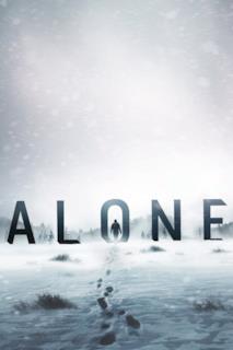 Poster Alone - Soli nel nulla