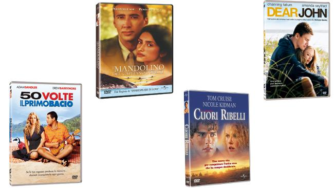 San Valentino Collection - Home Video - Film d'amore