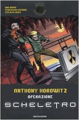 Il terzo libro della saga di Alex Rider