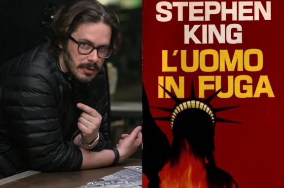 Edgar Wright dirigerà il film tratto da L'uomo in fuga di Stephen King