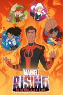 Poster Marvel Rising: Giocare con il fuoco