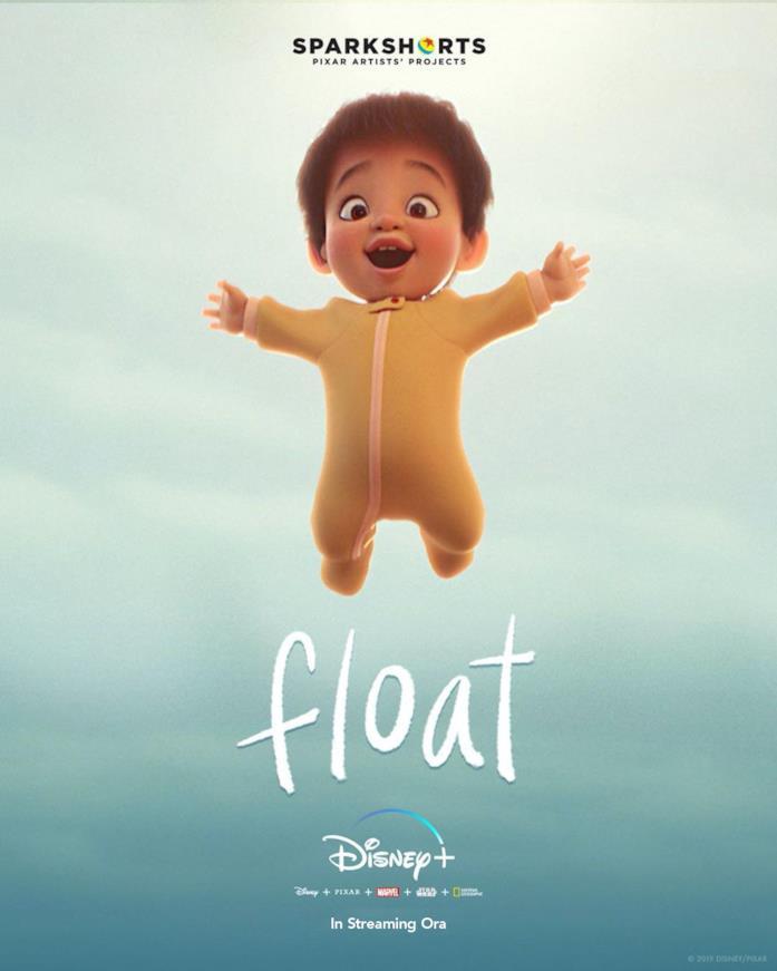 Il poster di Float