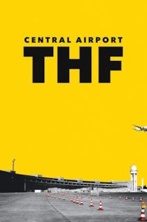 Poster Zentralflughafen THF