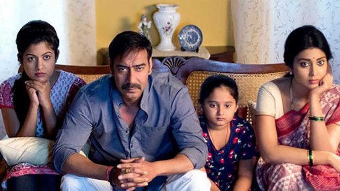 La famiglia protagonista del film Drishyam