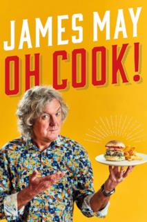 Poster James May: Oh Cook!