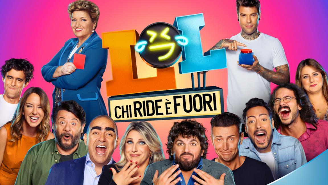 LOL: Chi ride è fuori, battute e risate nello show comico italiano Amazon Original