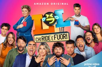 LOL: Chi ride è fuori, battute e risate nello show comico italiano Amazon Original