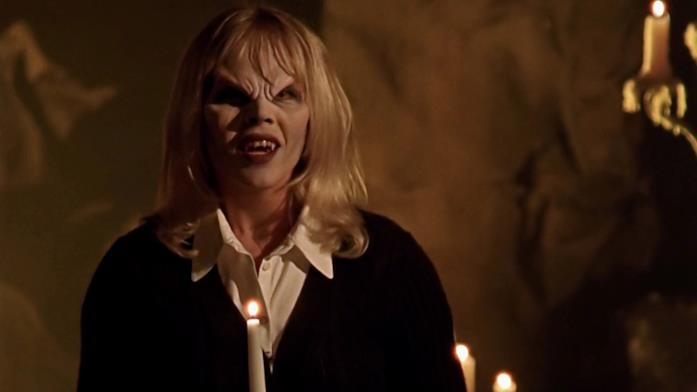 Julie Benz in Buffy the Vampire Slayer