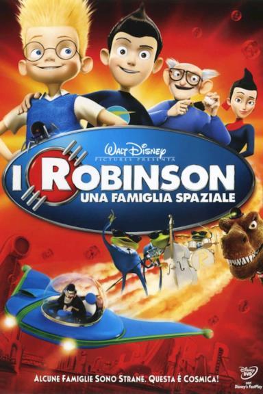 Poster I Robinson - Una famiglia spaziale