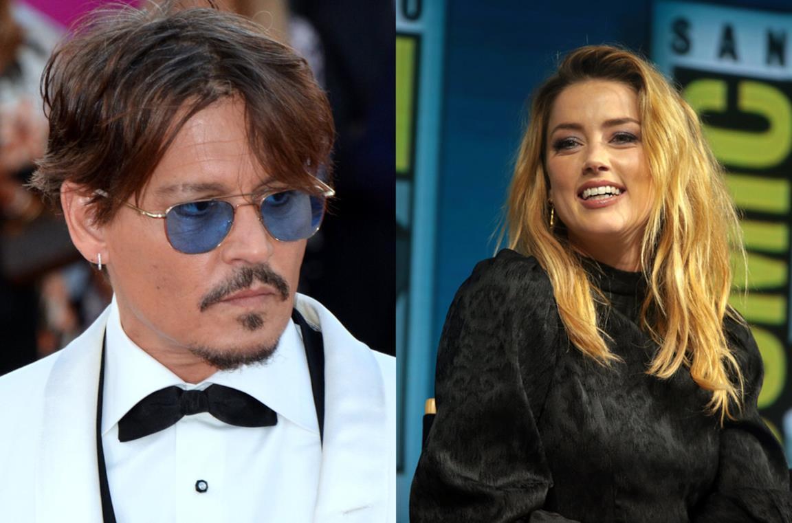 Johnny Depp e Amber Heard in due occasioni ufficiali
