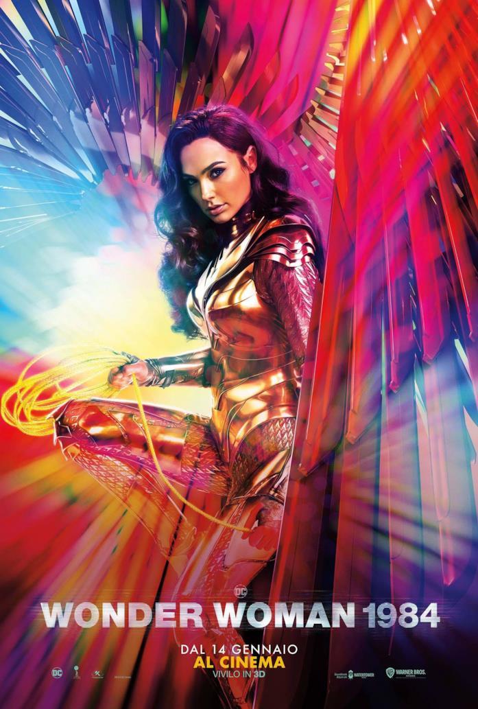 Wonder Woman 1984 - Gennaio 2021