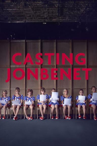 Poster Casting JonBenet