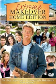 Poster Extreme Makeover: Home Edition