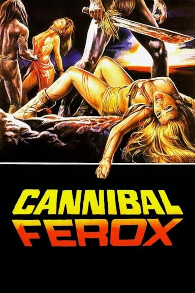 Poster Cannibal Ferox