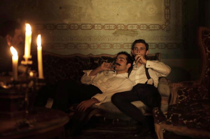Ignacio e Evaristo ne Il ballo dei 41