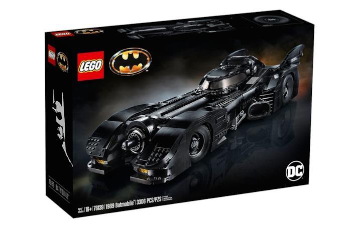Nuovo set Batmobile di LEGO