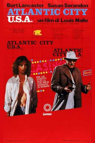 Poster Atlantic City, USA