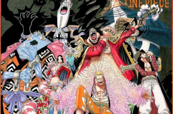 One Piece: tutti i membri della Flotta dei Sette nella storia della serie