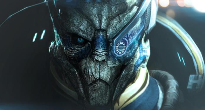 I Turian di Mass Effect