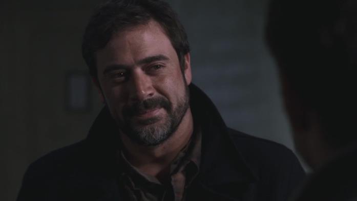 Jeffrey Dean Morgan in Supernatural