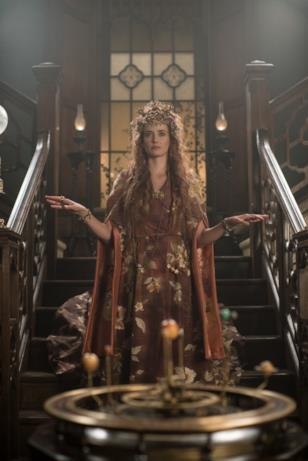 Eva Green in una scena di I Luminari - Il destino nelle stelle