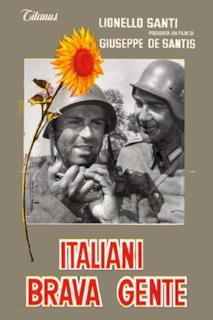 Poster Italiani brava gente