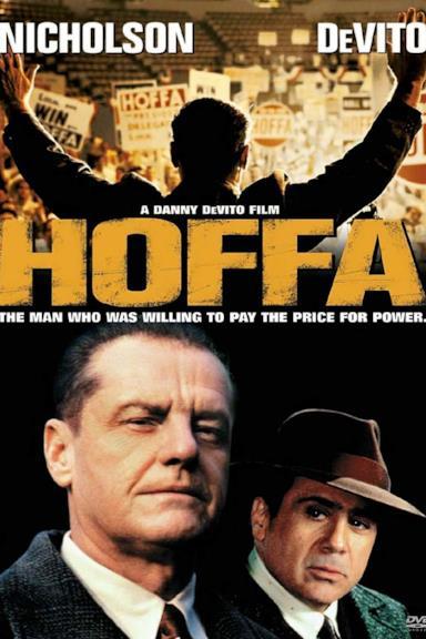Poster Hoffa - Santo o mafioso?