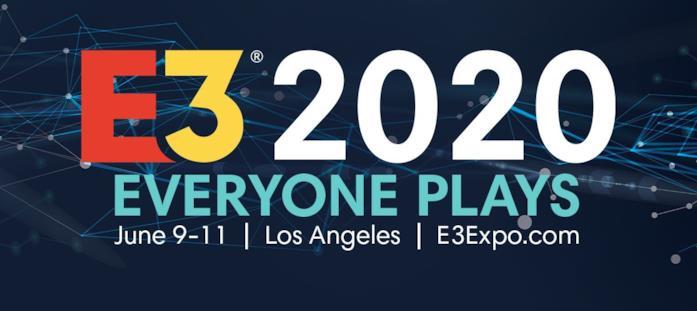 Il logo dell'E3 2020 di Los Angeles