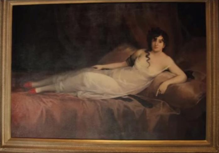 Il dipinto di Goya del film Mortdecai