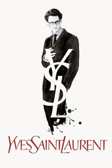 Poster Yves Saint Laurent