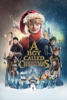 Poster Un bambino chiamato Natale