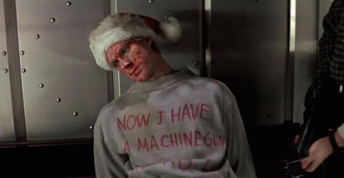 Uno dei terroristi uccisi da John McClane in Trappola di cristallo