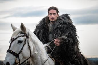 Alexander Dreymon in The Last Kingdom