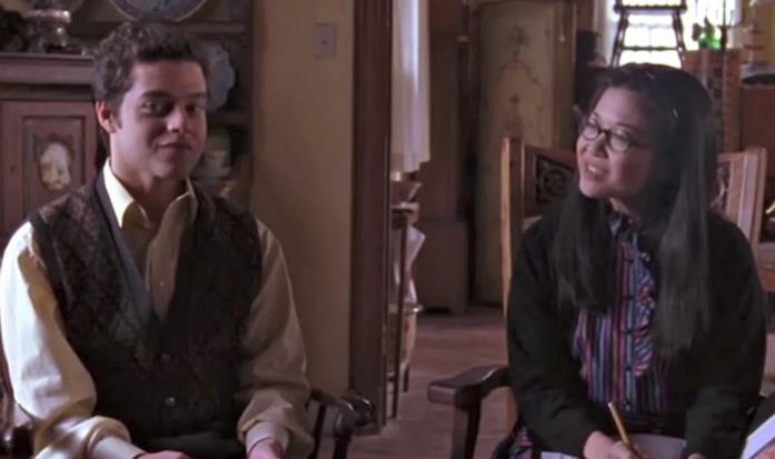 Rami Malek in Gilmore Girls