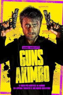 Poster Guns Akimbo