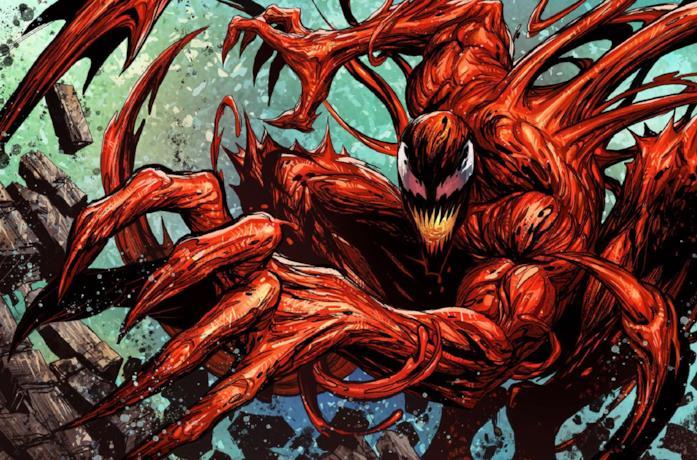 Carnage nei fumetti Marvel