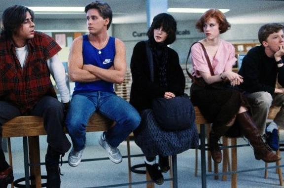 The Breakfast Club: trama e cast del film di John Hughes