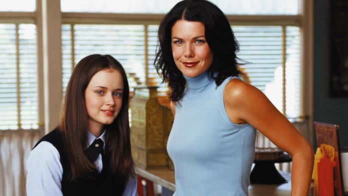 Lorelai e Rory in Una mamma per amica