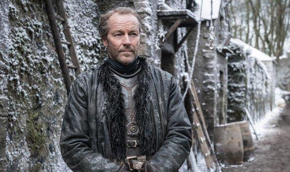 Iain Glen, protagonista di Game of Thrones