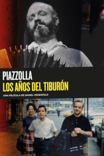 Poster Piazzolla - La rivoluzione del tango