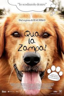 Poster Qua la zampa!