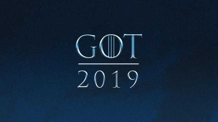HBO ufficializza con un nuovo logo il ritorno di Game of Thrones nel 2019