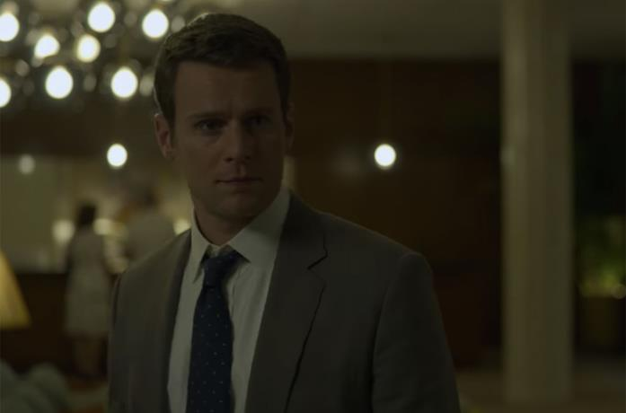 Jonathan Groff è Holden Ford in MIndhunter