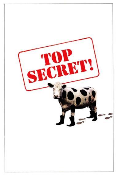 Poster Top Secret!
