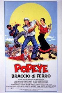 Poster Popeye - Braccio di Ferro