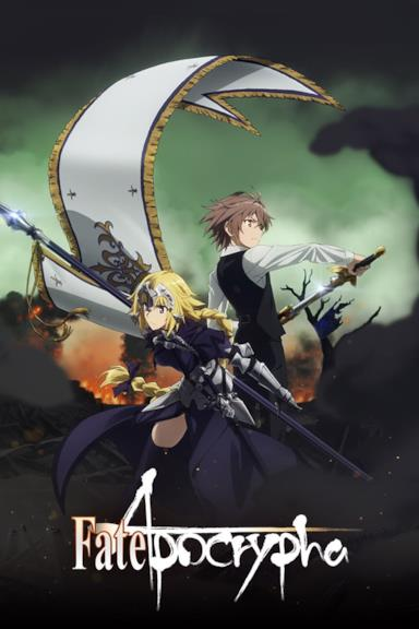 Poster Fate/Apocrypha