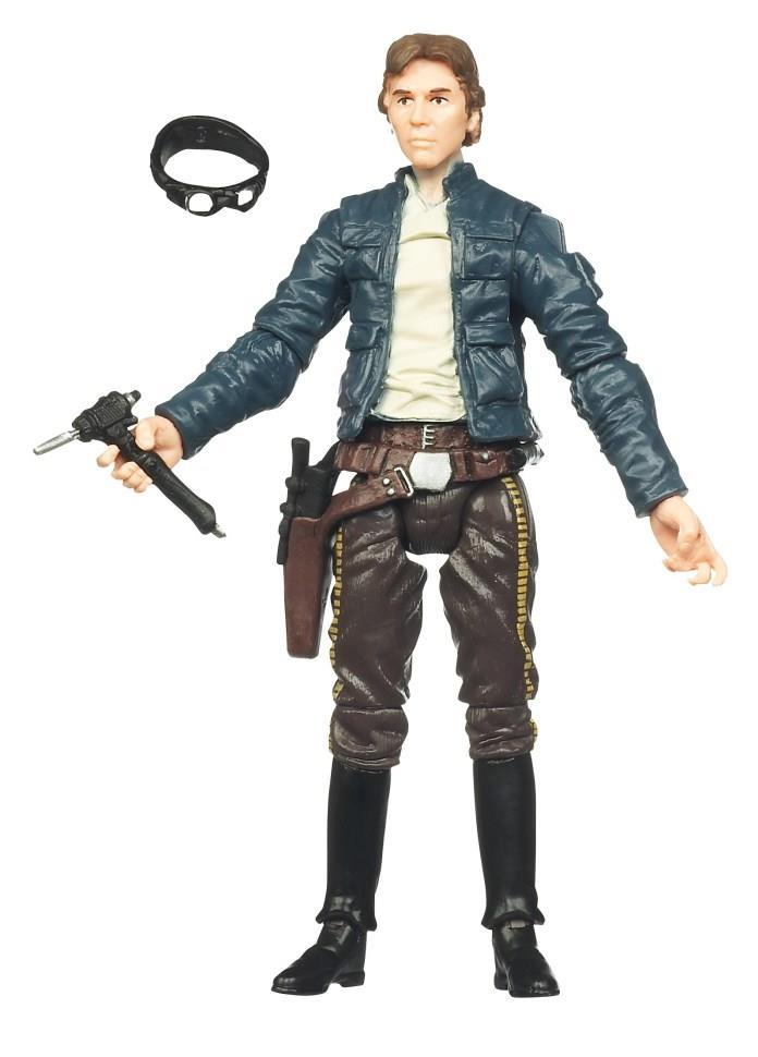 Han Solo Action figure vintage Lucca 2019