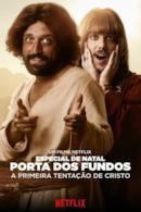 Poster Speciale di Natale di Porta dos Fundos: La prima tentazione di Cristo
