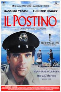 Poster Il postino